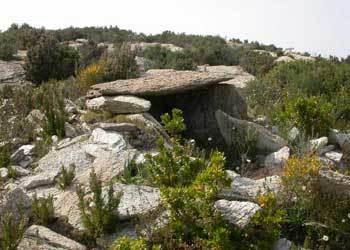 A Casa di l'Orca (Monte Revincu, Santu Petru di Tenda)