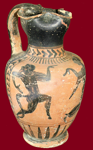 A ceramica attica
