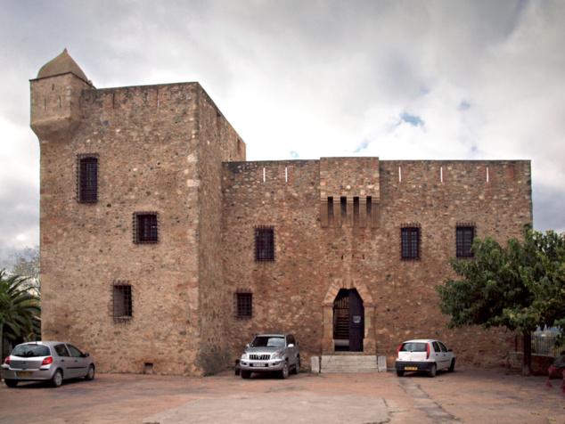 U forte di Matra in Aleria
