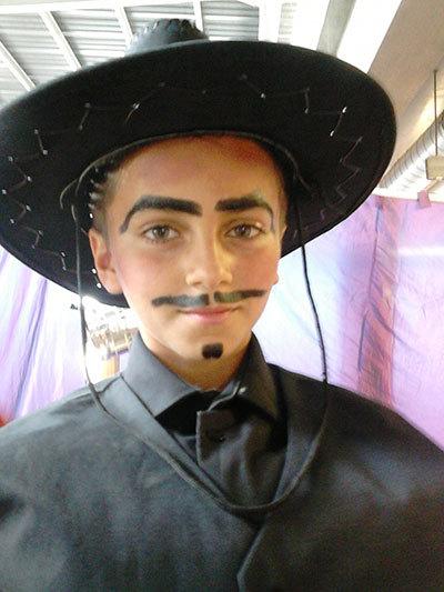 Teatru in Biguglia : i zitelli faccitinti !