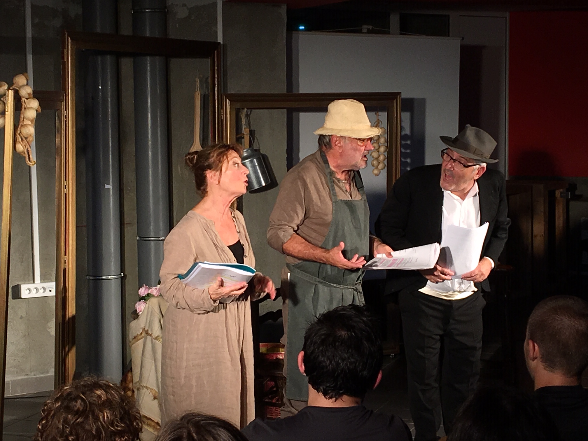 Teatru à u cullegiu di Biguglia