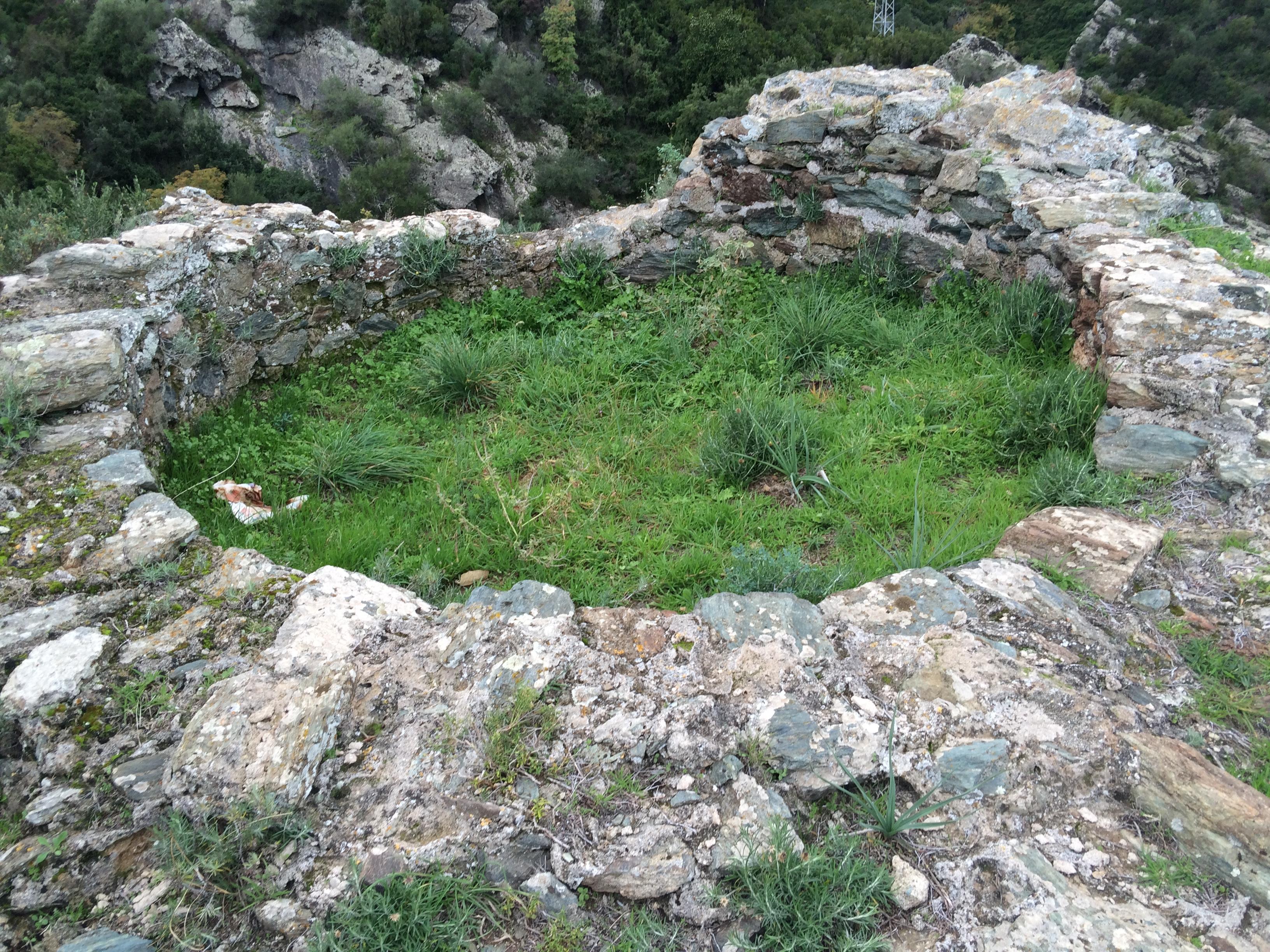 Visita di u castellu di Biguglia