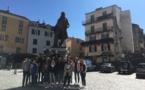 Visita di u museu di a Corsica