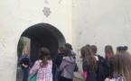 Lucile ci hà fattu visità u paese di Biguglia cù u castellu