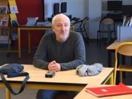 Henri Olmeta era l'invitatu di a webradio di u cullegiu